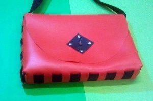 Tasche ohne Nähen (Schnitt funfabric)