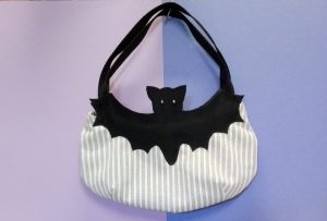 Fledermaustasche - Bat bag - Halloween
