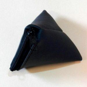 Pyramidentäschchen fertig außen