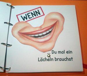 Wenn-Buch Lächeln