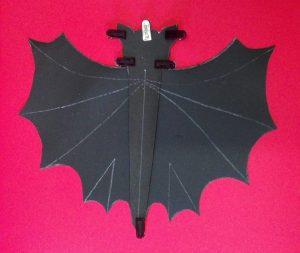 Halloween – Fledermaustasche – Bat bag 2