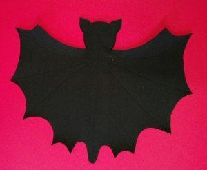 Halloween – Fledermaustasche – Bat bag 4
