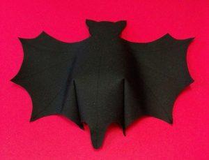 Halloween – Fledermaustasche – Bat bag 6