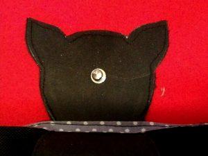 Halloween – Fledermaustasche – Bat bag 10