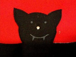 Halloween – Fledermaustasche – Bat bag 11