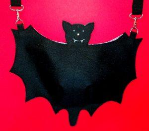 Halloween – Fledermaustasche – Bat bag 13