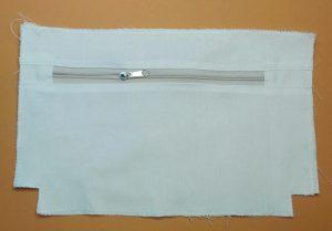 Innentasche mit Reißverschluss 2b
