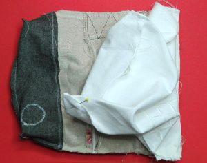 Stoffreste-Tasche 18
