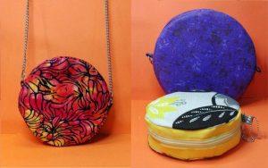 Halloween-Fledermaus-Tasche / Bat bag