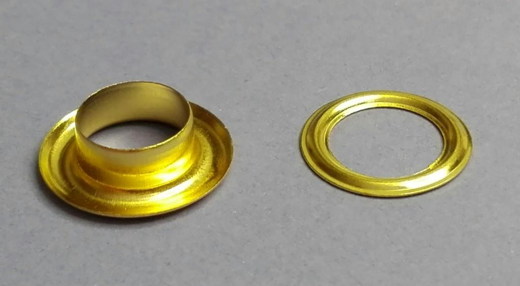 Öse mit Ring