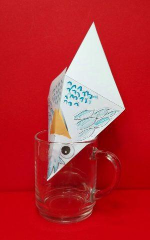 Brillenhalter-Vogel 08