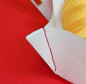 Papierschale Ecken 04