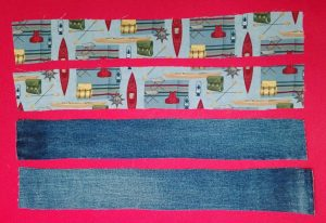 Jeans-Herrentasche 03