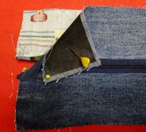 Jeans-Herrentasche 12