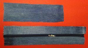 Jeans-Herrentasche 13