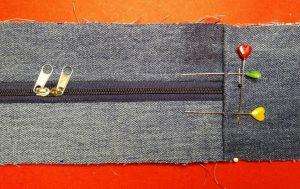 Jeans-Herrentasche 16