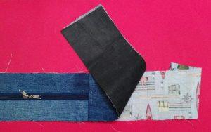 Jeans-Herrentasche 17