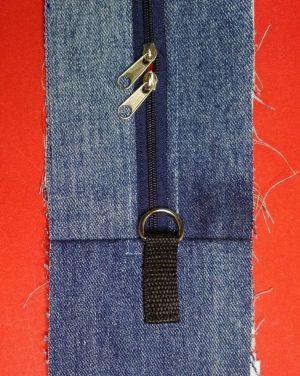 Jeans-Herrentasche 18