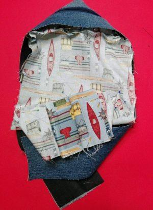 Jeans-Herrentasche 21