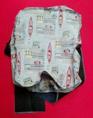 Jeans-Herrentasche 23