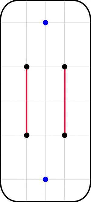 Kabelhalter Schnittmuster
