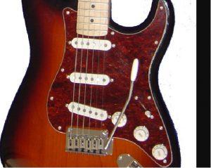 echte Gitarre