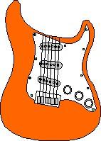 Gitarrentasche Schema