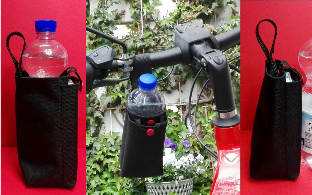 Fahrrad Getränkehalter Lenkertasche Handytasche